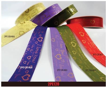 2PE128两面印刷压布纹系列